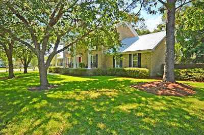 North Charleston Single Family Home For Sale: 4349 Waterview Cir