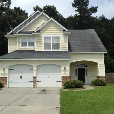 Moncks Corner Single Family Home For Sale: 238 Two Forts Road