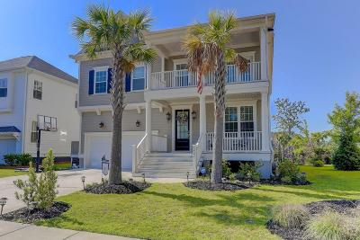 Mount Pleasant Single Family Home For Sale: 1407 Masthead Drive