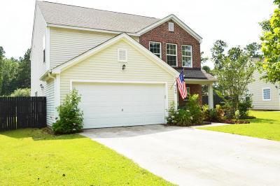 Summerville Single Family Home For Sale: 9040 Pickett Fence Lane