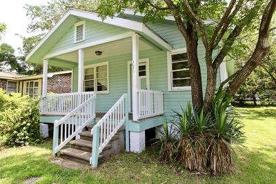 North Charleston Single Family Home For Sale: 1911 Iron Street