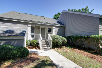 Seabrook Island SC Attached For Sale: $259,000