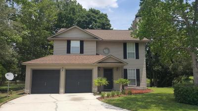 North Charleston Single Family Home For Sale: 8562 S Waccamaw Court