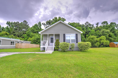 North Charleston Single Family Home For Sale: 2584 Celestial Court