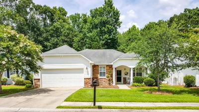 Summerville Single Family Home For Sale: 5002 Wyman Boulevard