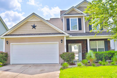 Moncks Corner Single Family Home Contingent: 407 Tallow Court