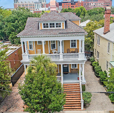 Charleston Single Family Home For Sale: 22 Bennett Street
