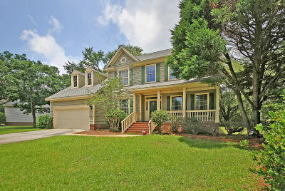 Mount Pleasant Single Family Home For Sale: 3098 Linksland Road