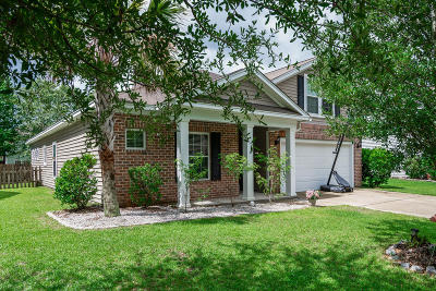 Summerville Single Family Home For Sale: 5013 W Liberty Meadows Drive