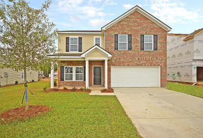 Berkeley County, Charleston County, Colleton County, Dorchester County Single Family Home For Sale: 110 Levis Song Court