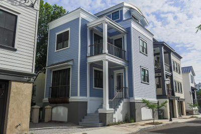 Charleston Single Family Home For Sale: 18 Corinne Street