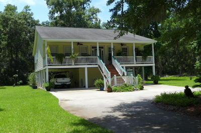 Edisto Island SC Single Family Home For Sale: $339,000
