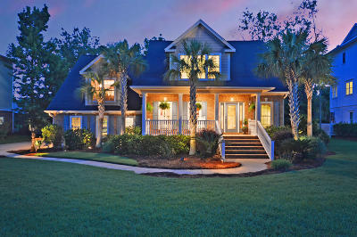 Mount Pleasant SC Single Family Home For Sale: $674,900