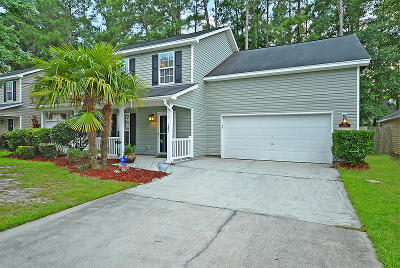 Summerville Single Family Home For Sale: 137 Trickle Drive