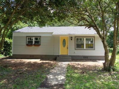 North Charleston Single Family Home For Sale: 4607 W Ada Avenue