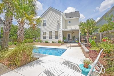 Summerville Single Family Home For Sale: 93 Creekside Drive