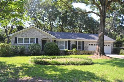 Mount Pleasant SC Single Family Home For Sale: $500,000