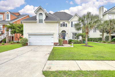 Mount Pleasant SC Single Family Home For Sale: $424,900