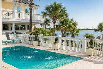 Sullivans Island SC Single Family Home For Sale: $5,350,000