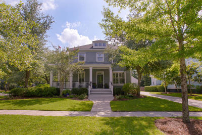 Daniel Island Single Family Home For Sale: 1129 Blakeway Street