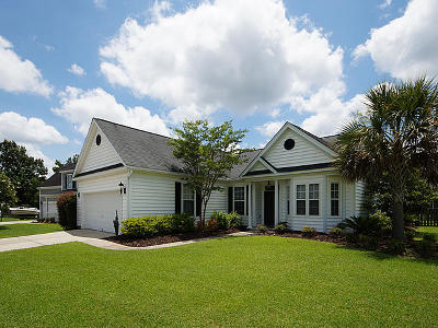 Moncks Corner Single Family Home For Sale: 415 Crystal Oaks Lane