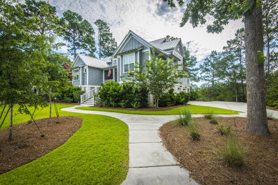 Mount Pleasant SC Single Family Home For Sale: $985,000