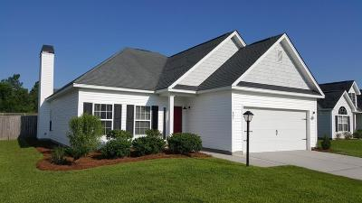Goose Creek Single Family Home Contingent: 407 Brawley Drive