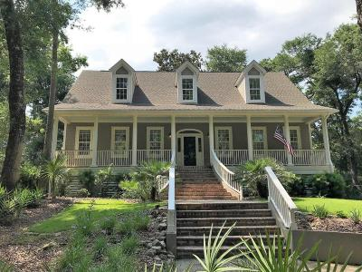 Seabrook Island Single Family Home Contingent: 3295 Coon Hollow Drive