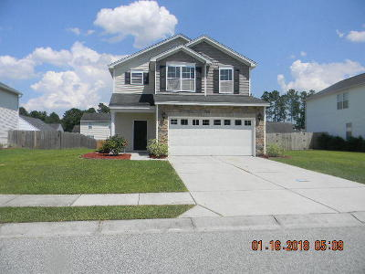 Goose Creek Single Family Home For Sale: 413 Watershed Drive