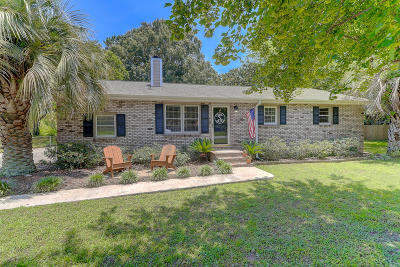 Charleston Single Family Home For Sale: 934 Nabors Drive