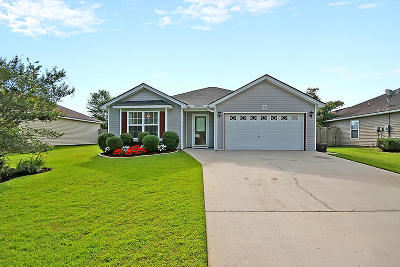 North Charleston Single Family Home For Sale: 8388 Waltham Rd