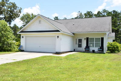 Walterboro Single Family Home Contingent: 124 Willow Court