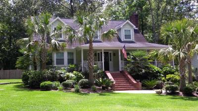 Summerville Single Family Home Contingent: 105 Paris Lane