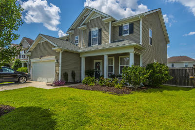 Moncks Corner Single Family Home For Sale: 408 Glenmore Drive