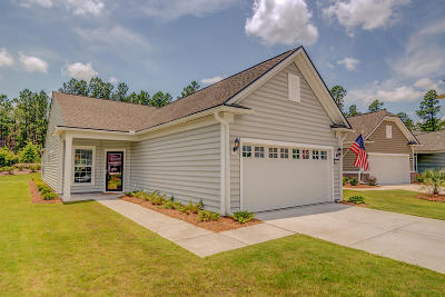 Summerville Single Family Home For Sale: 803 Starboard Court