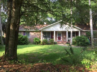 Isle Of Palms Single Family Home Contingent: 30 28th Avenue
