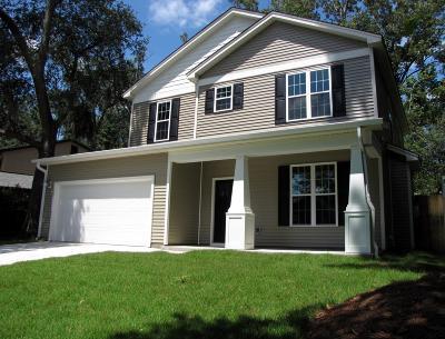 Summerville Single Family Home For Sale: 117 Lancer Drive