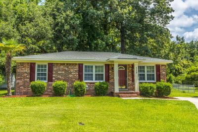 Summerville Single Family Home For Sale: 113 Nancy Lane
