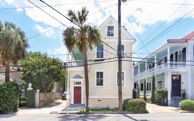 Charleston Attached For Sale: 83 Alexander Street #A
