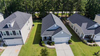 Moncks Corner Single Family Home Contingent: 273 Oglethorpe Circle