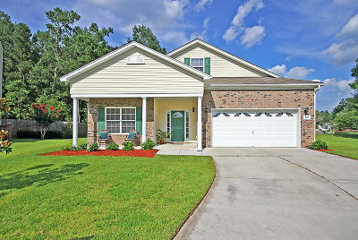 Moncks Corner Single Family Home For Sale: 111 Hidden Forest Court