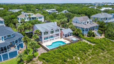 Isle Of Palms SC Single Family Home For Sale: $2,495,000