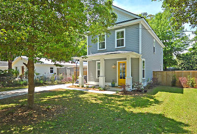 Mount Pleasant Single Family Home For Sale: 824 Toler Drive