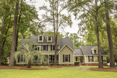 Summerville Single Family Home For Sale: 415 Country Club Boulevard