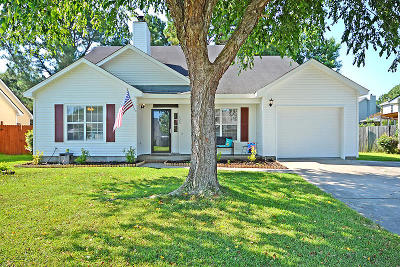 Goose Creek Single Family Home For Sale: 125 Persimmon Circle