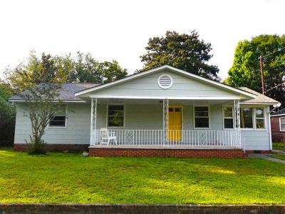 North Charleston Single Family Home Contingent: 2727 Martha Drive