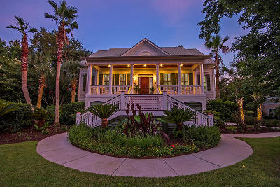 Mount Pleasant Single Family Home For Sale: 3517 Henrietta Hartford Road