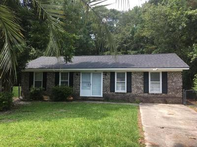 Summerville Single Family Home Contingent: 104 Cherry Place