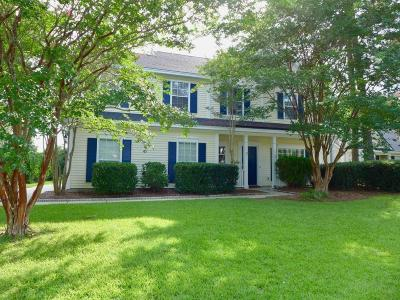 Mount Pleasant Single Family Home For Sale: 520 Pritchards Point Drive