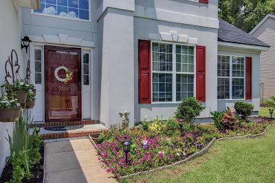 Summerville Single Family Home For Sale: 106 Thousand Oaks Court